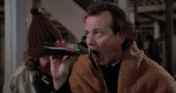 Scrooged christmas drinking