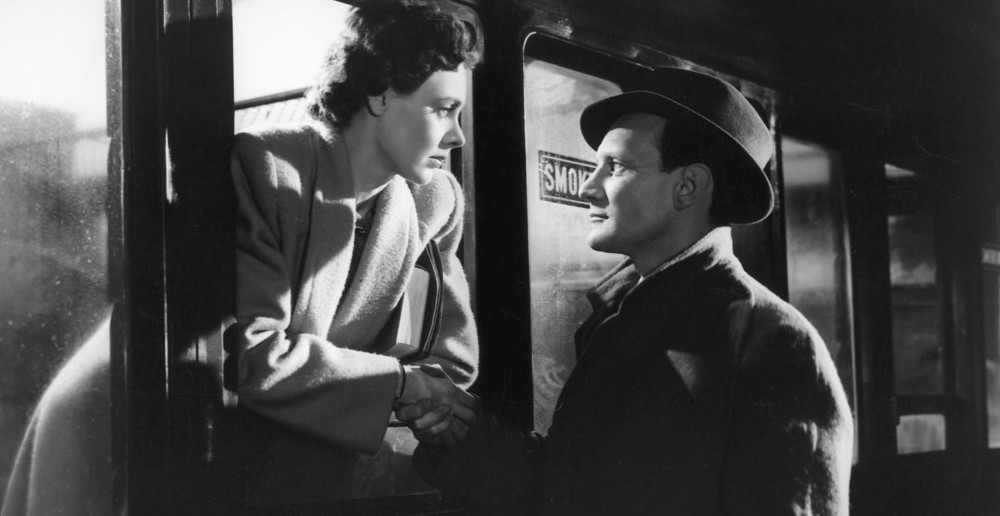 Brief Encounter train scene