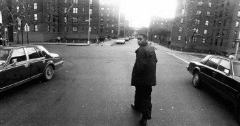 Nas Queensbridge street wide angle