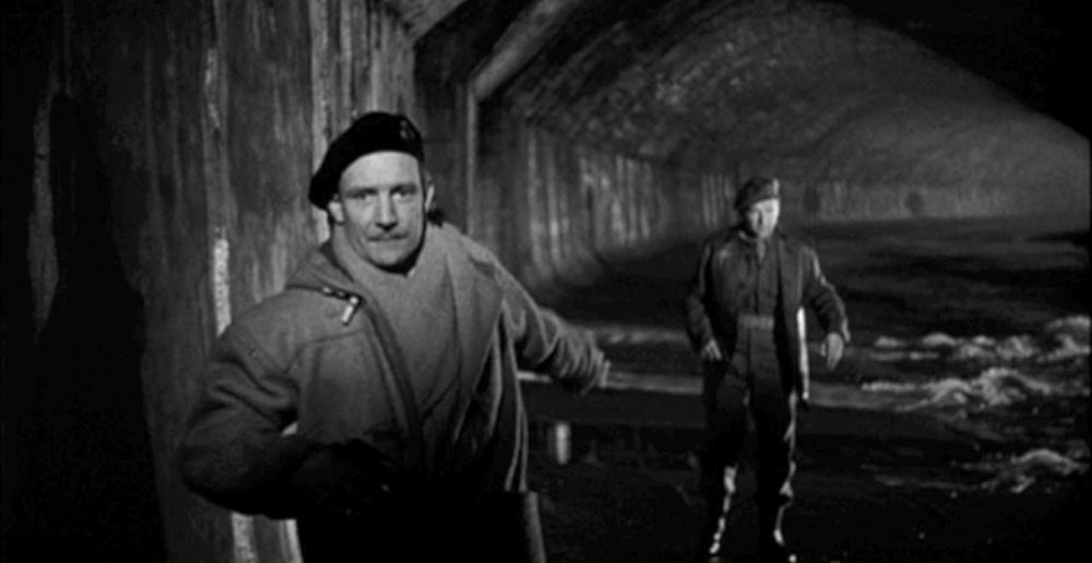 The Third Man trevor howard sewers