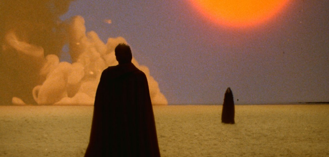 The visitor film 1979