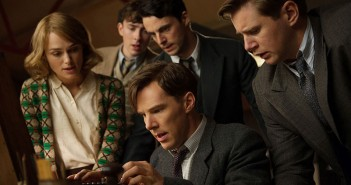 The imitation game group shot