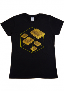 The bunker podcast - custard cream t-shirt womens