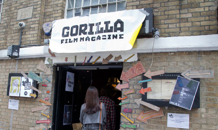 Gorilla-hello-my-name-is-1 east end film festival cine east brick lane