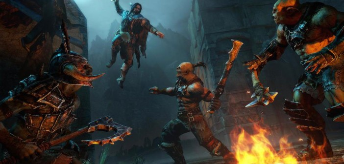 Shadow of Mordor orcs