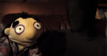 The Dark Companion comedy short film puppet existential