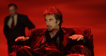 al pacino wilde salome red room chair