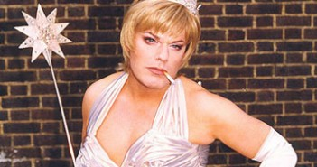 eddie izzard fair dress smoking