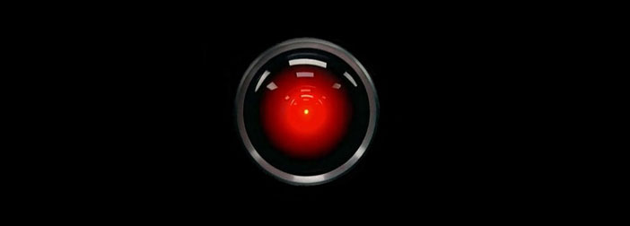2001 A Space Odyssey HAL 9000 computer