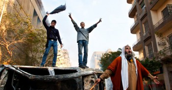 Cairo diary short film egyptian revolution Massimo Nolletti