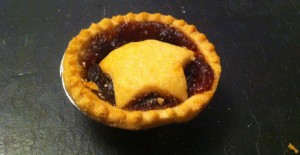 Hale and Hearty mince pie