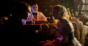The Body short film alfie allen Cara Tointon
