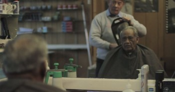 through the middle barbershop short film