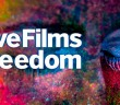 BFI FLare Five Films 4 Freedom logo