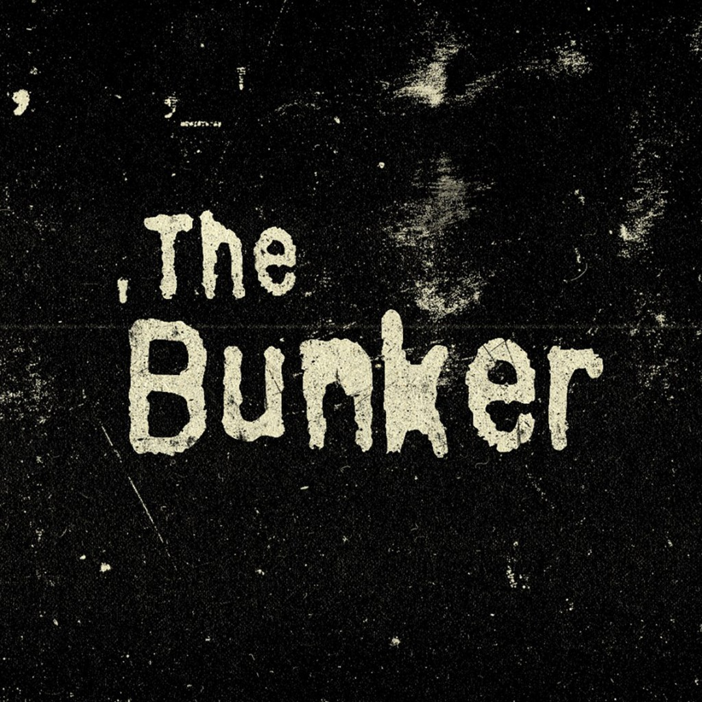 The Bunker Podcast Logo
