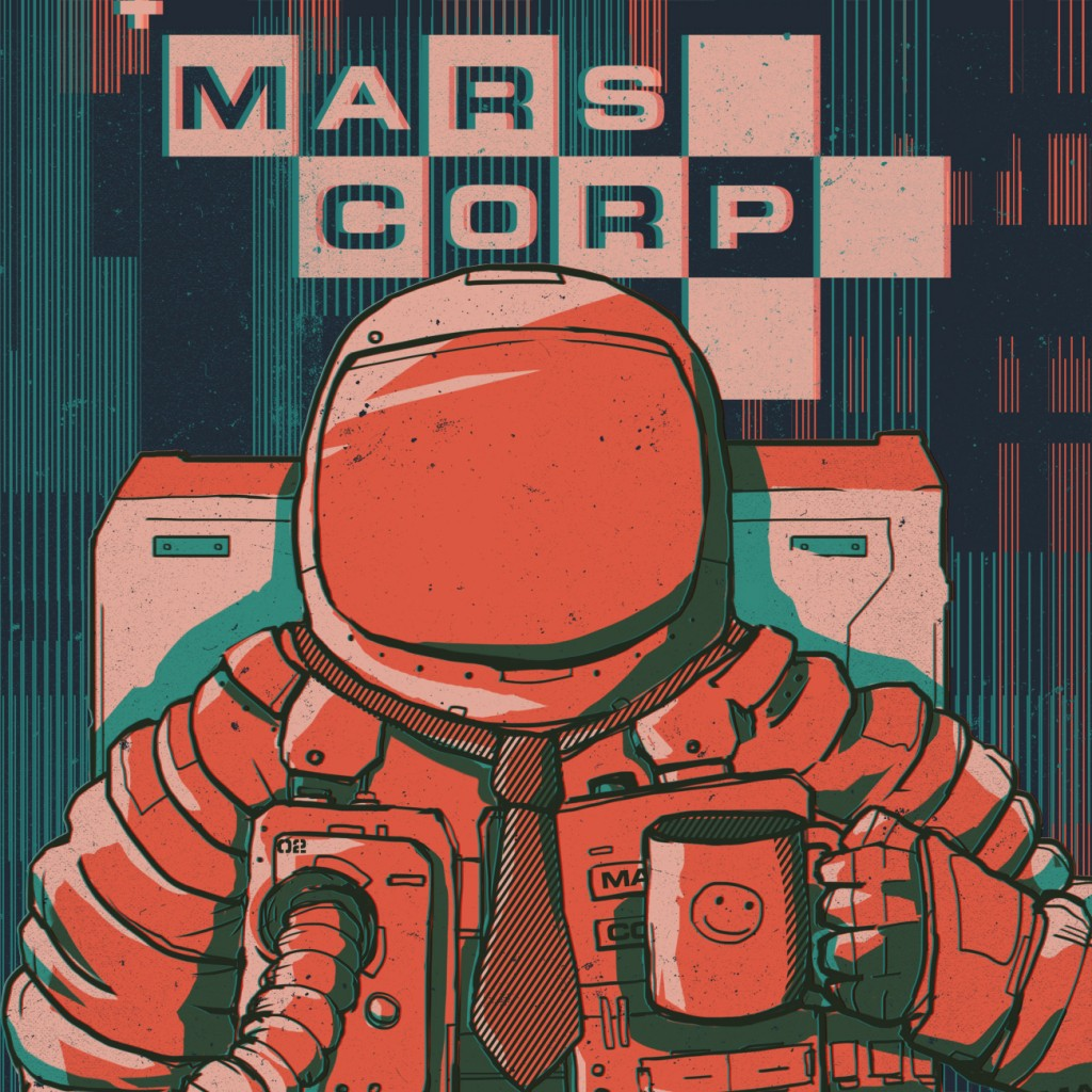 Mars Corp podcast logo