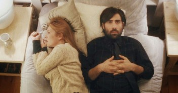 Listen up philip Jason Schwartzman lying on a bed