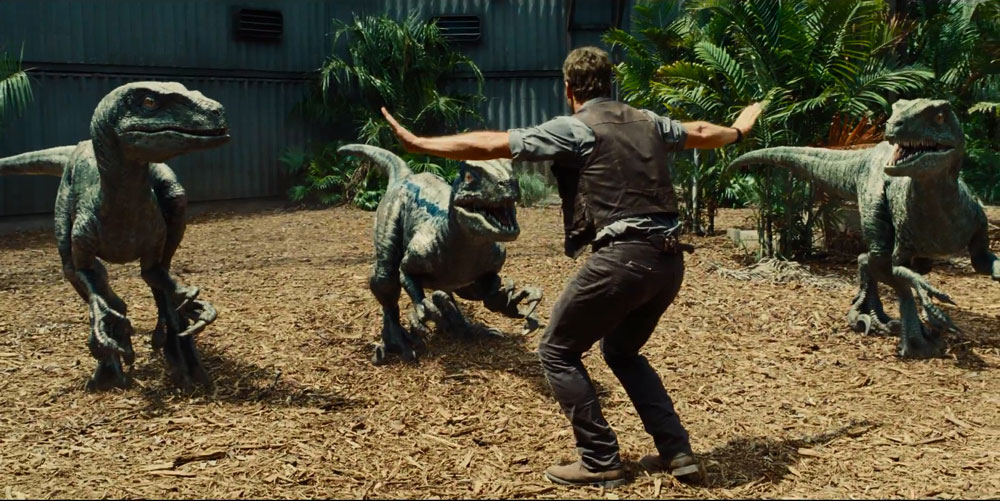 Jurassic World - Raptors