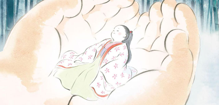 The Tale Of The Princess Kaguya – DVD/Blu-Ray Review