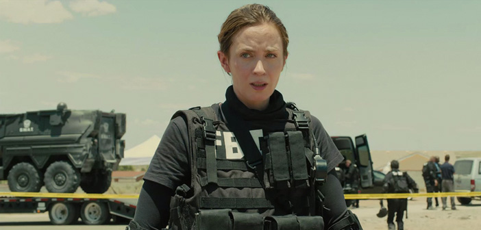 Sicario (2015) – Blu-Ray/DVD Review