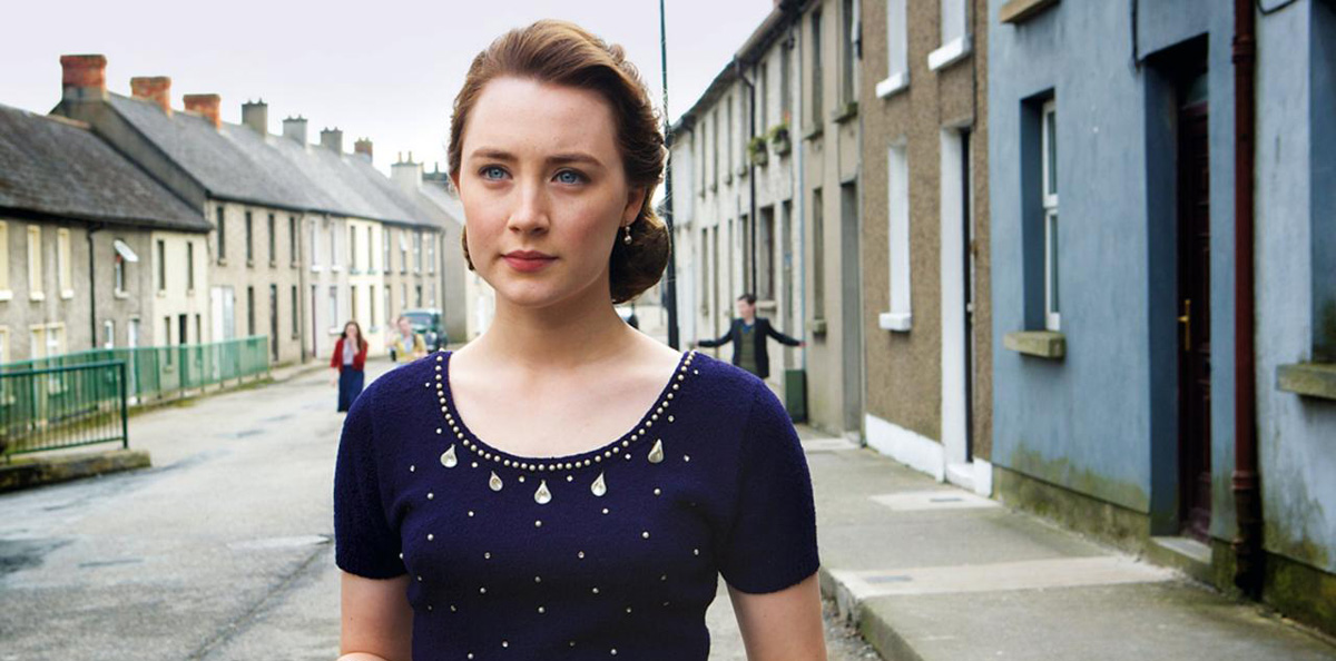 Brooklyn film 2015 Saoirse Ronan in Ireland