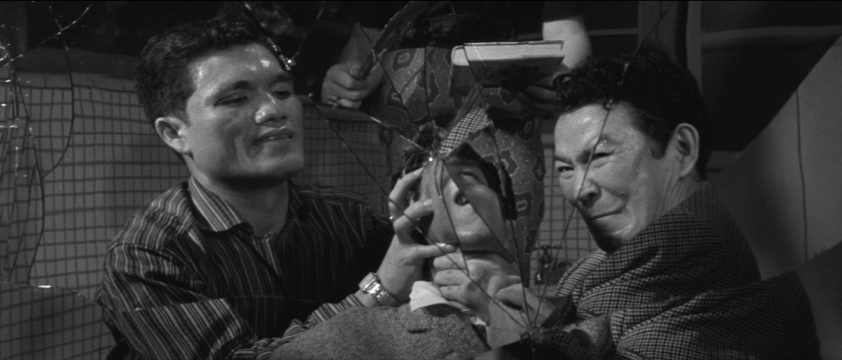 voice without a shadow nikkatsu diamond guys 1958