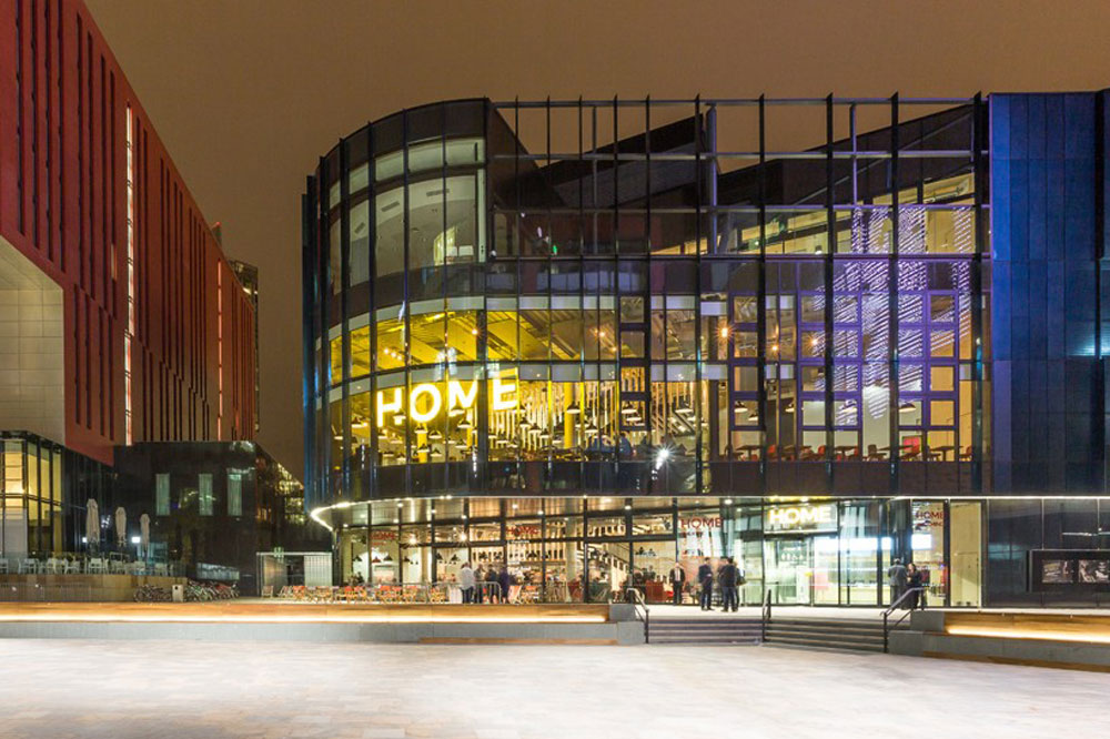 HOME-Manchester cinema and cultural centre