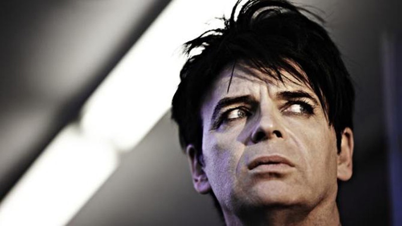 Gary Numan Android In La La Land (2016)