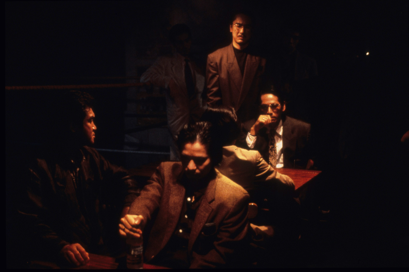 Shinjuku Triad Society (1995) Takashi Miike Black Society Trilogy