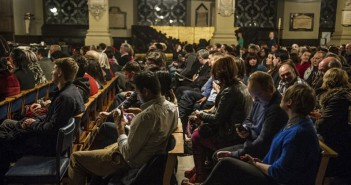 Flatpack-Film-Festival-2014 shot of the audience